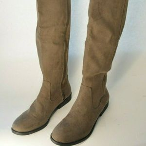 Style & Co Hadleyy Almond Toe Knee High